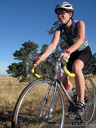 Free Road Cyclist Stock Photography - 4772782