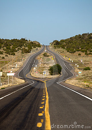 Free Road Divided Royalty Free Stock Photos - 14830628