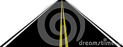Road illustration