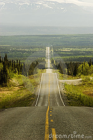Free Road Into Where Stock Photography - 845502