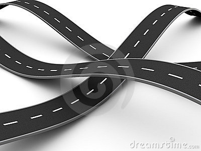 Road knot