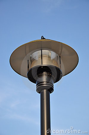 Free Road Lamp Stock Photography - 21166522