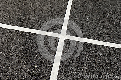 Road marks
