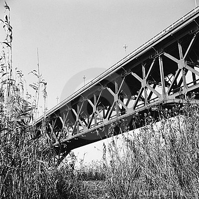 Road railway Bridge