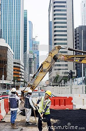 Free Road Repair Stock Photography - 20064542