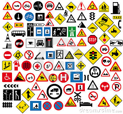 Free Road Sign Stock Photo - 9566650
