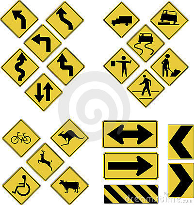 Free Road Signs Royalty Free Stock Images - 2076939