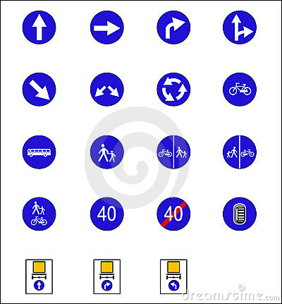 Road Signs & Indicators