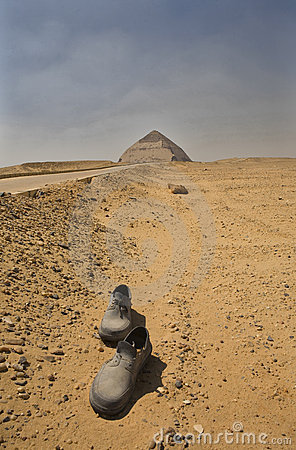 Road to the Bent Pyramid