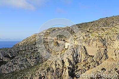 Road to Cape Formentor (Majorca, Spain)