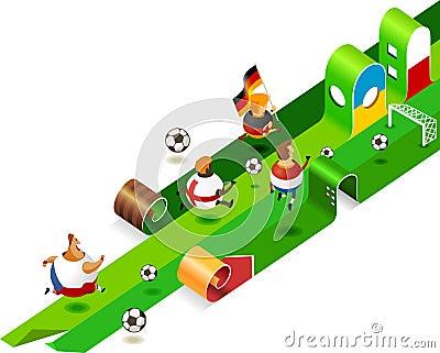 Road to Euro 2012 Poland Ukraine