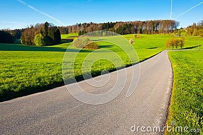 Road to the Farmhouse