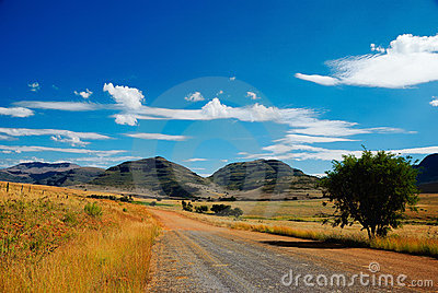 Road to nowhere (South Africa)