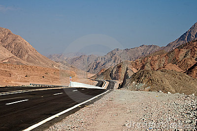 Road to Sinai