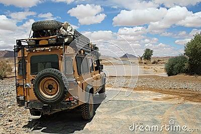 The Road to Sossuvlei. Namibia