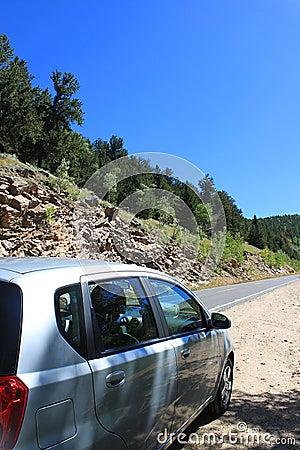 Free Road Trip Stock Image - 16017971