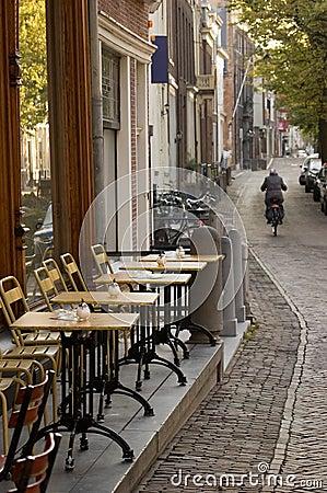 Roadisde cafe
