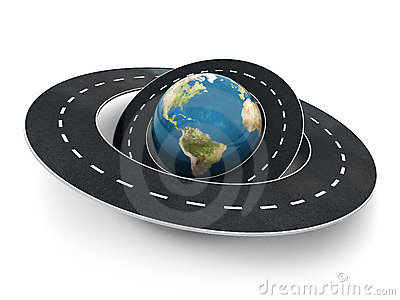 Roads around the world