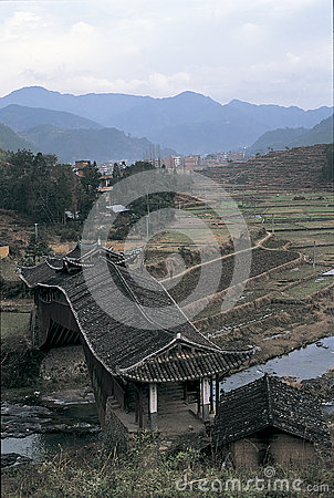 Roads has in china