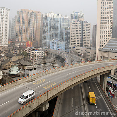 Roads of Shanghai