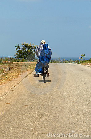Roads of the Zanzibar