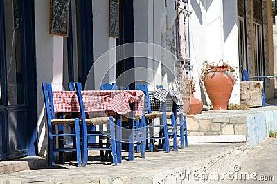Roadside restaurant