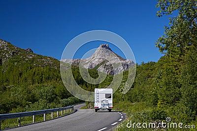 Roadtrip on Lofoten