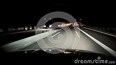 Roadworks Niemiecki Autobahn blisko Frankfurt zbiory