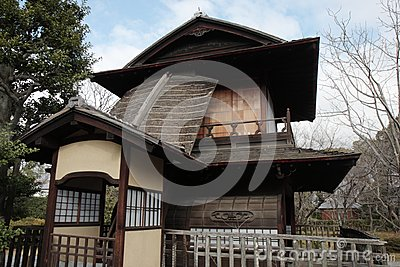 Roan Tea House in Japan