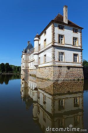 Roantic castle