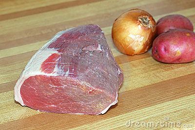 Roast beef eye of round