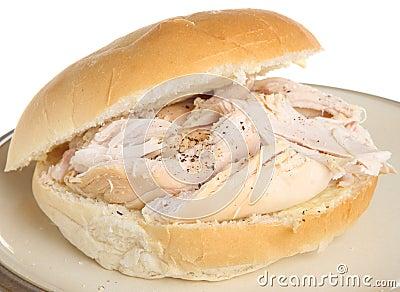 Roast Chicken Roll