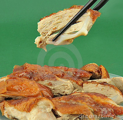 Roast Duck Royalty Free Stock Photography - Image: 18420167