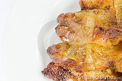 Roast pork