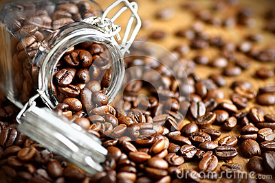 Roasted Coffee Stock Photos - Image: 25737943