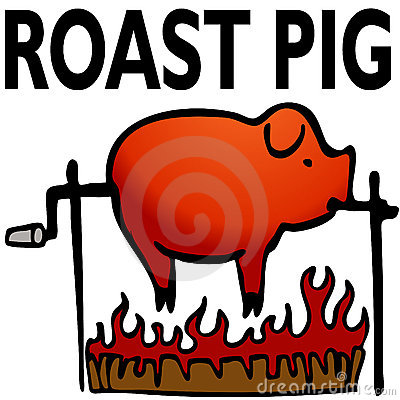Free Roasted Pig Stock Photos - 16671353