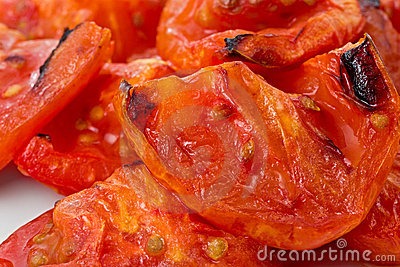 Roasted Tomatoes Stock Photos - Image: 22775063