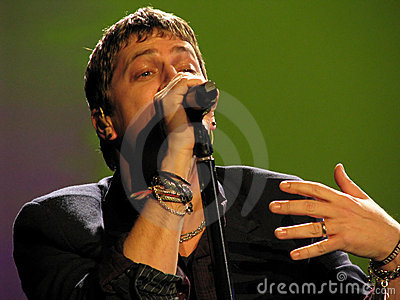 Rob Thomas Editorial Photo