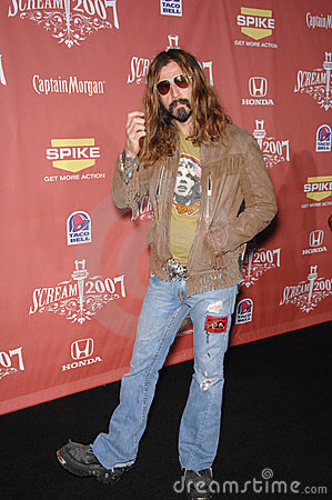 Rob Zombie Editorial Stock Image