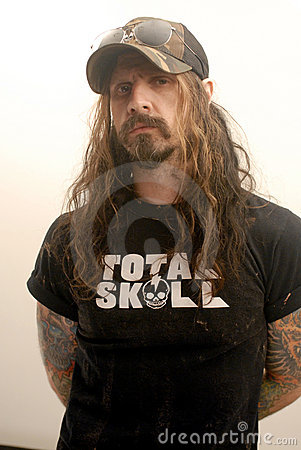 Rob Zombie appearing at CD USA Editorial Stock Image