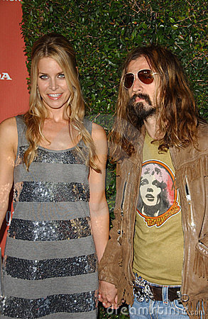 Rob Zombie, Sheri Moon Editorial Stock Photo