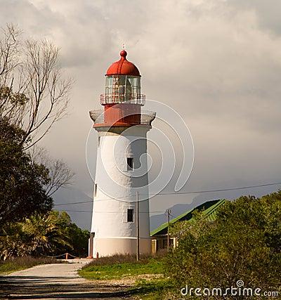 Free Robben Island Lighthouse Stock Photography - 8074632