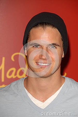 Robbie Amell Editorial Stock Image