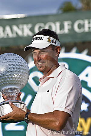 Robert Allenby - Winner - NGC2009 Editorial Stock Photo