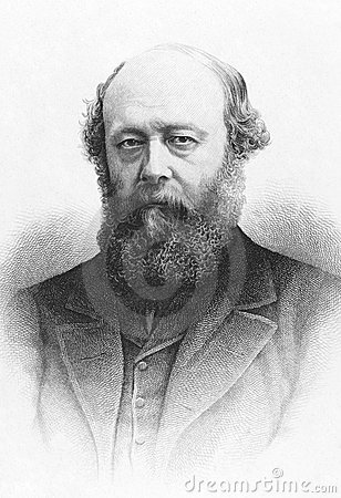 Robert Cecil, 3rd Marquess of Salisbury Editorial Image