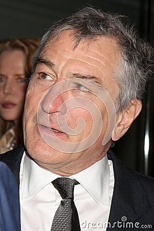 Robert De Niro Editorial Photo