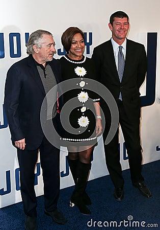 Free Robert De Niro, Grace Hightower, Jameas Packer Royalty Free Stock Photo - 63974475