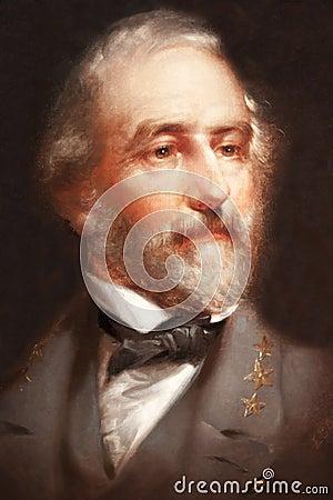 Robert E. Lee Editorial Image