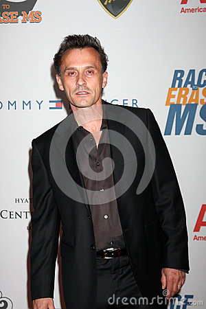 Robert Knepper Editorial Stock Photo