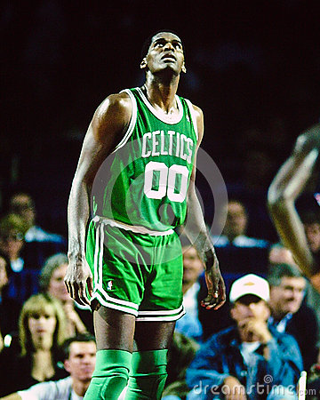 Robert Parrish Boston Celtics Editorial Photography